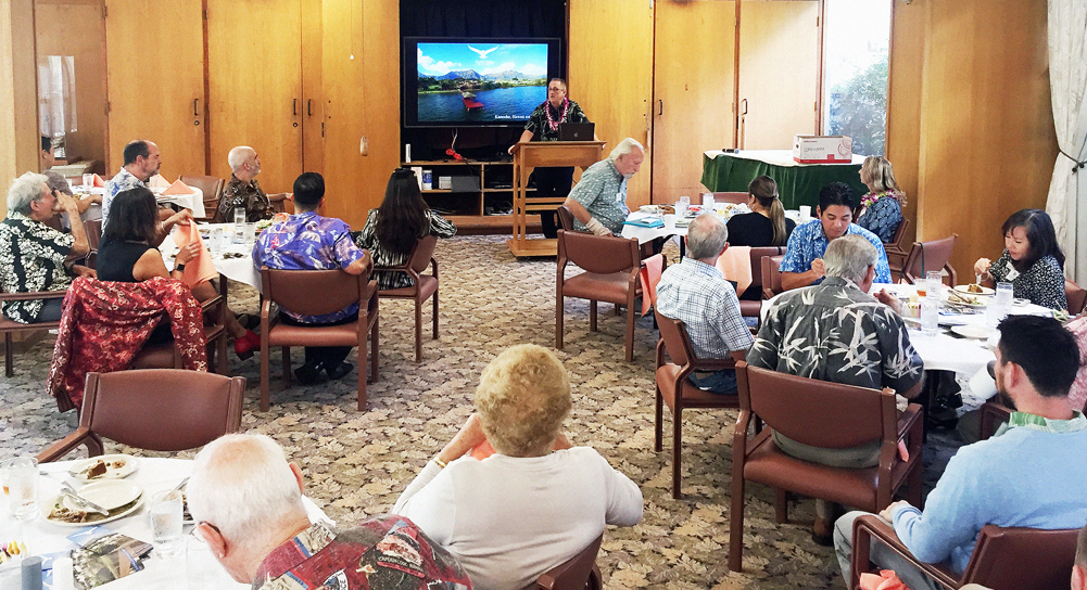 jeff nash Habilitat hawaii KBG luncheon